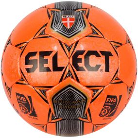 Футбольный мяч SELECT BRILLANT SUPER FIFA orange 810108-061