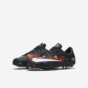 Детские бутсы NIKE MERCURIAL VICTORY V CR FG 684848-018 JR