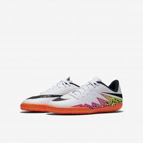Детская обувь для зала NIKE HYPERVENOM PHELON II IC 749920-108 JR