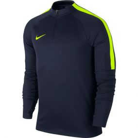 Кофта для тренировок NIKE SQD17 DRILL TOP LS SP17 831569-451
