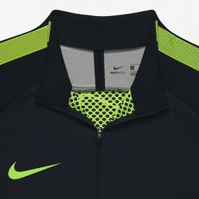 Кофта для тренировок NIKE SHIELD STRKE DRILL TOP SP17 807028-010 SR