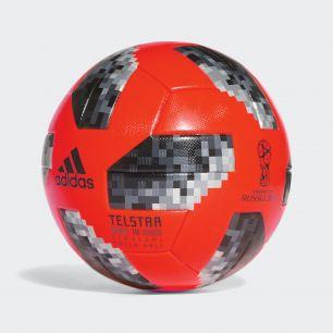 Футбольный мяч Чемпионата Мира (Зима) 2018 ADIDAS TELSTAR 18 CE8084